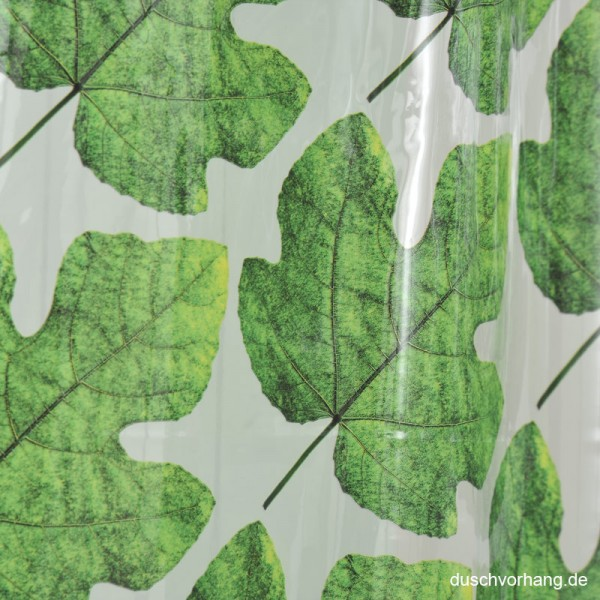 Plastic Shower Curtain 180x180 Adam & Eve