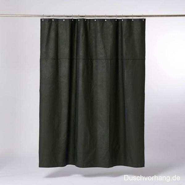 Duwax Textile Eco Friendly Shower Curtain Green