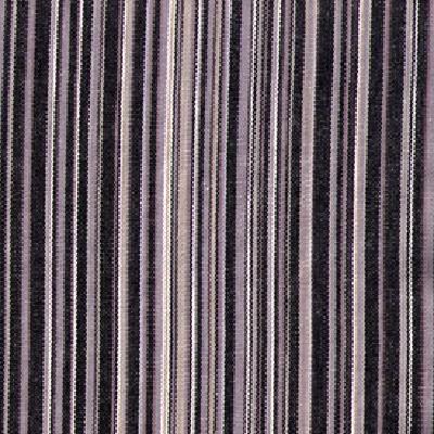 Textile Shower Curtain 180x200 Stripes Black Vertical