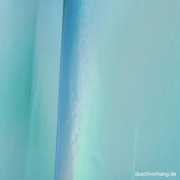 Plastic Shower Curtain 180x180 Serenity Blue Green